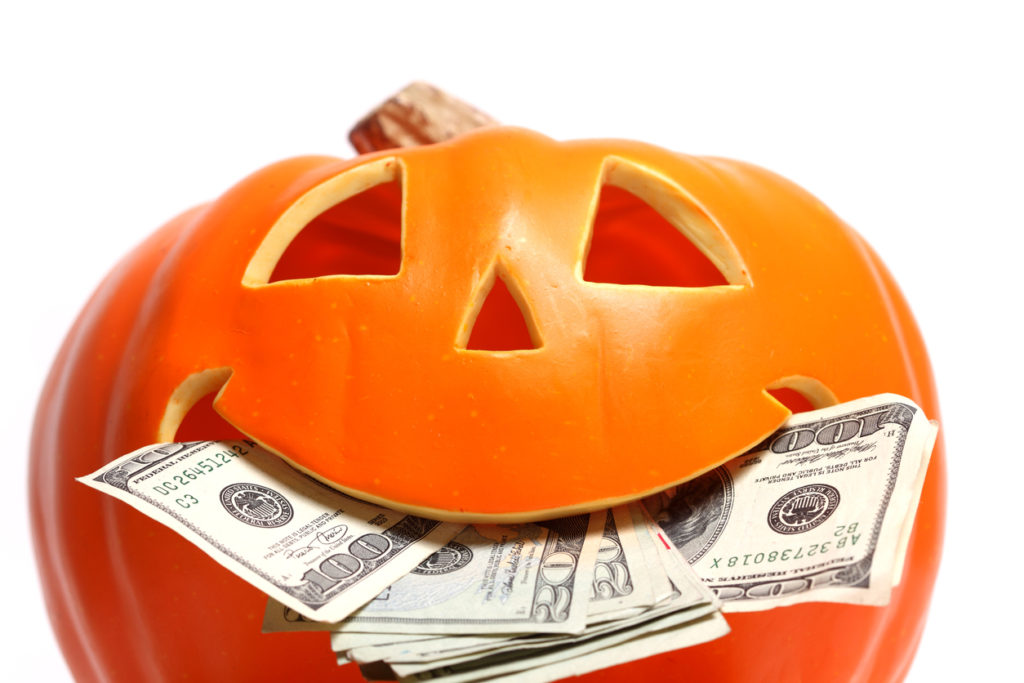 Too Old for Trick Or Treating? Well, We Can All Say 'Boo' to all of the Myths About a Reverse Mortgage