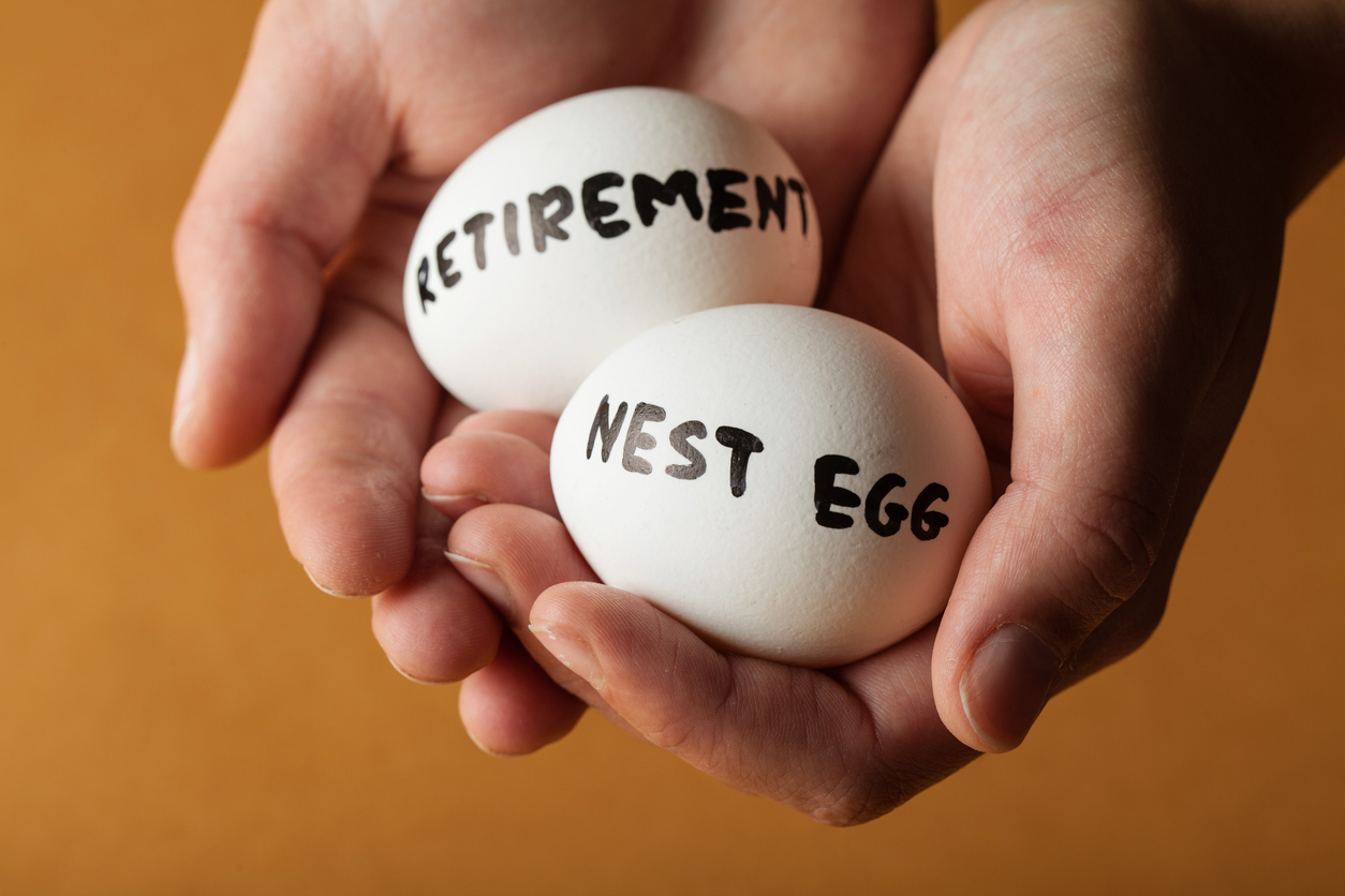 Building Your Nest Egg with the Reverse Mortgage Can Be a Great Option